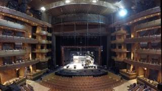 Tour Set Build Time Lapse | Billy Elliot The Musical