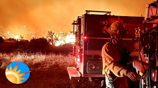 Telegraph Fire grows to more than 56K acres, prompts evacuations in Miami-Claypool area