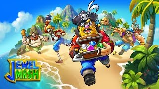 Jewel Mash - Puzzle Game Android / iOS GamePlay Trailer screenshot 4