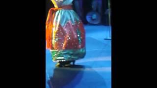 sofia 5 aos cantando gorrioncillo pecho amarillo con el mariachi sol de mexico de jose hernandez