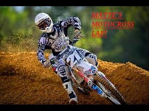 Matte's Motocross Lap [GoPro Hero 3+ Silver HD]