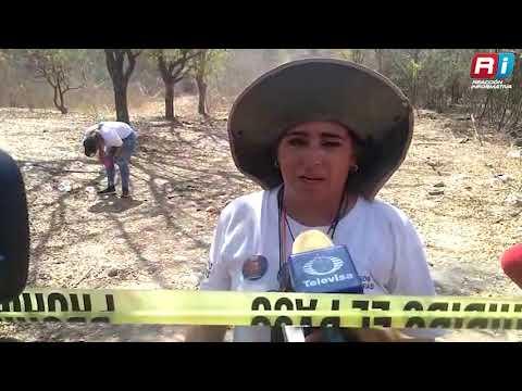 Sabuesos Guerreras A.C., encuentra horno clandestino con cenizas y restos humanos, en Culiacán