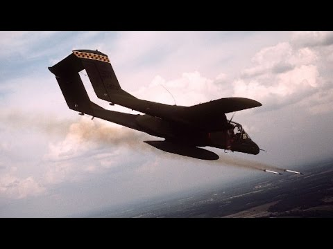 Military plane comes out of retirement to fight ISIS