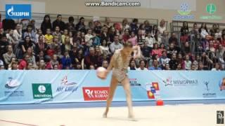 Алина Ермолова - мяч // Чемпионат России, Сочи 2016(, 2016-04-16T12:54:45.000Z)