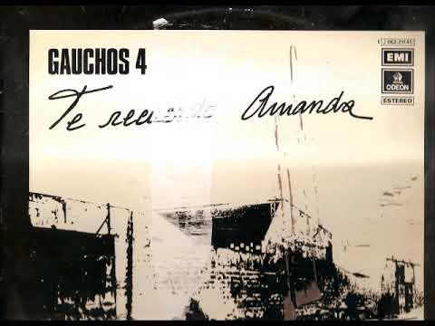 Gauchos 4 - Te recuerdo Amanda (1975) - 동영상