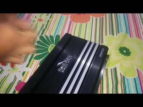 RockMars 4 channel Car Amplifier Unboxing and Review completed detail in Hindi/urdu
