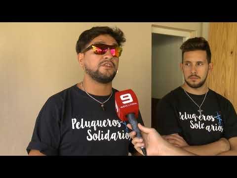 Peluqueros Solidarios: Convocatoria 2018