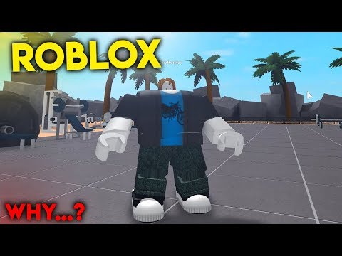 WHY IS ROBLOX LIKE THIS...
