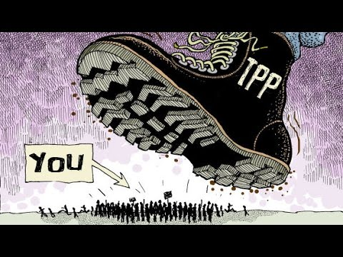 Why resist the Trans-Pacific Partnership (TPP)
