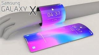 Galaxy X ze składanym ekranem 📱 ZNAMY DATĘ PREMIERY! 🔥