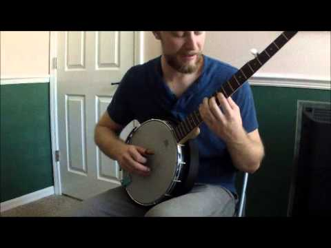 BANJO LESSONS - HOW TO PLAY THE BLUES SCALE IN C