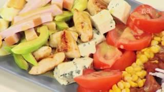 """Понятие """"салат"""" в Америке от шеф-повара /  Илья Лазерсон / Обед безбрачия / американская кухня"""