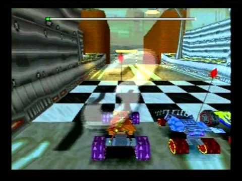 Buggy (PS) - Hub 1 Gameplay