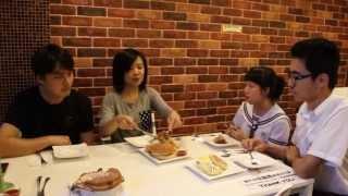 waiyan的校園電視台製作-學廚出餐-街外篇「一家大細」-  慧因校園電視台相片