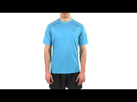Salomon Men's Park Tee | SwimOutlet.com