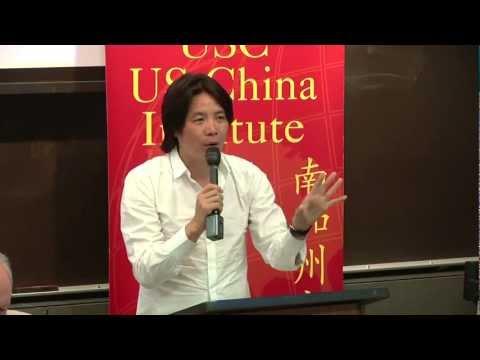 Chinese American Film Festival 2012 - Sherwood Hu