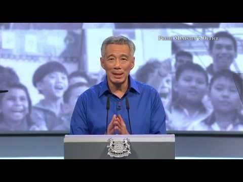 PM Lee: If God granted me 3 things for Singapore (NDR 2016)