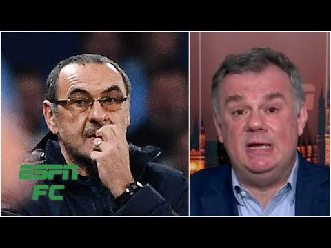 Will Gab Marcotti admit he's wrong on Sarri? Plus, Gab explains why Stevie was so good | Extra Time