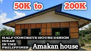Affordable House Design In The Philippines ( Worth Php50k 200k / $1,000 $4,000 Usd )