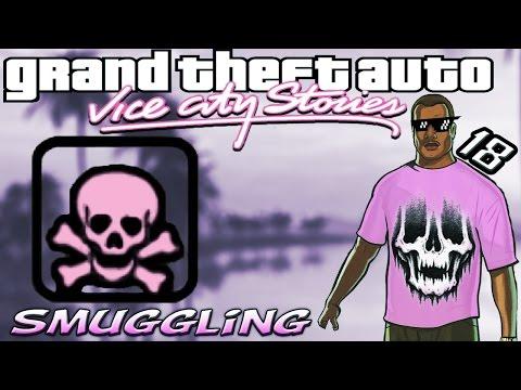 GTA VCS [:18:] Smuggling [100% Walkthrough]