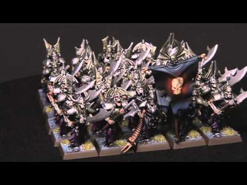 Warhammer Armies Vampire Counts