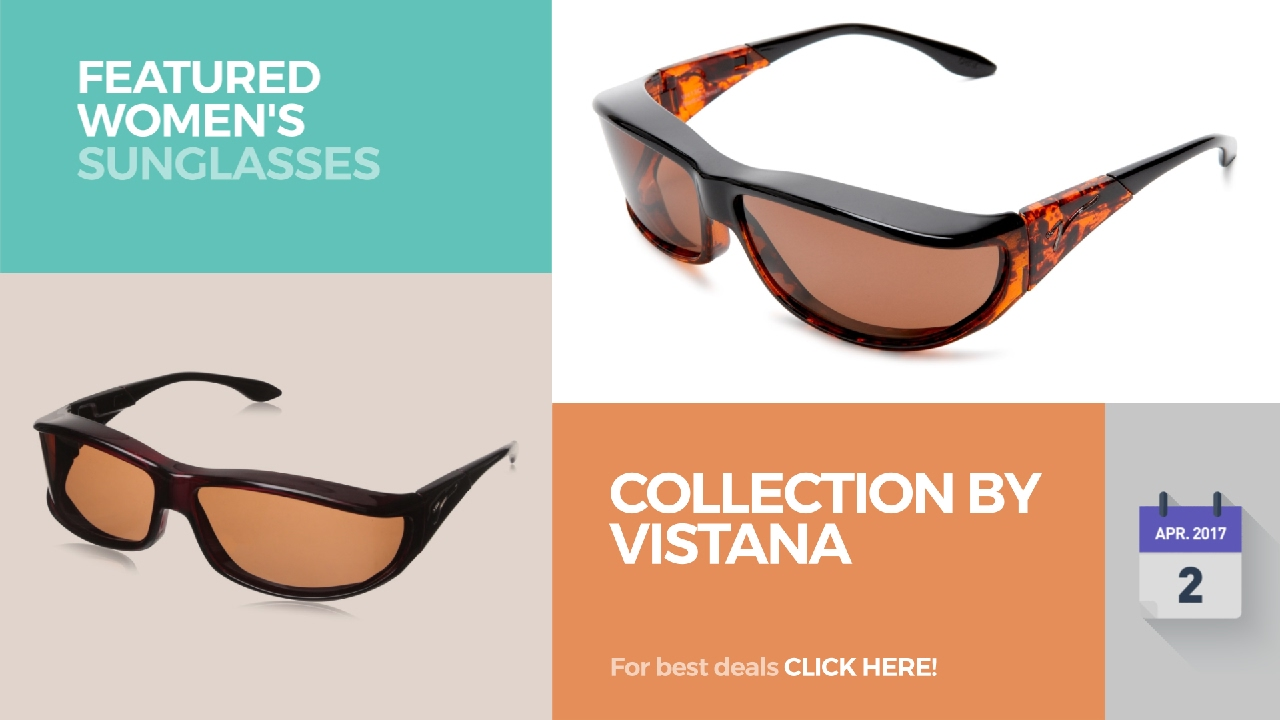 3427d74a608 Collection By Vistana Featured Women s Sunglasses - YouTube