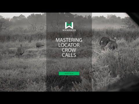 Mastering Locator Crow Calls