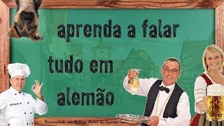 Curso de Alemão - Cumprimentos, saudações, palavras - www.estudaralemao.com.br