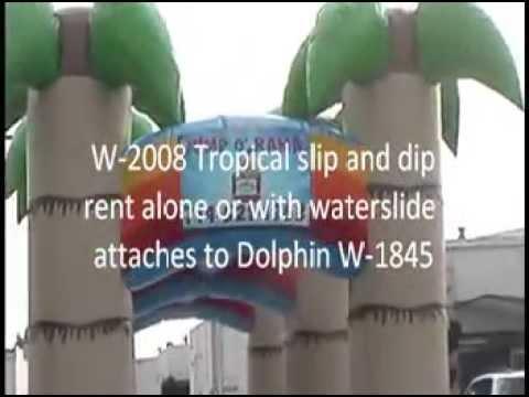 Slip And Slide Rentals 714-521-1963 Anaheim, Huntington Beach CA