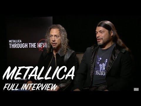 Metallica - Kirk Hammett & Robert Trujillo Interview