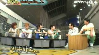 SHINee asked about porn