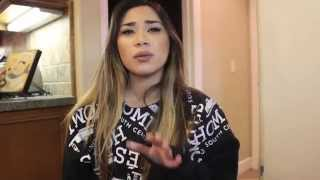Lay Me Down (Sam Smith) Cover Jessica Sanchez