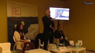Andrea Panatta presenta 2+2=REALTÀ a Più Libri Più Liberi 2019