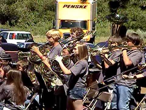 Concert Band at Lake Tahoe Music Camp 2010!