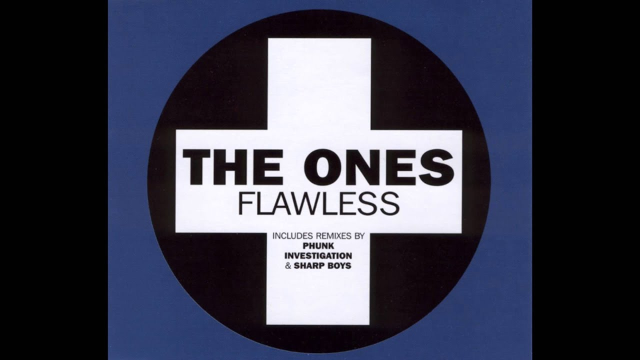 The Ones - Flawless (Radio Edit) HQ 1080 - YouTube