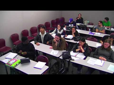 BCST 100 - Introduction to Electronic Media, October 10, 2017 Lecture