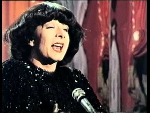Gordy the best Mireille Mathieu impersonator