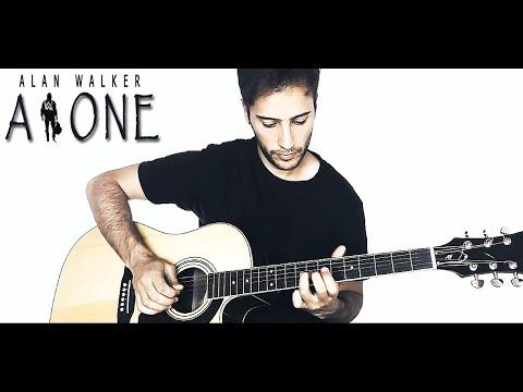 Alan Walker - Alone (Guitar Cover)