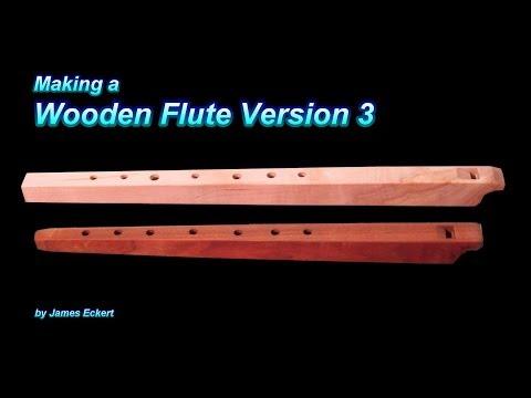 Wooden Flute Version 3