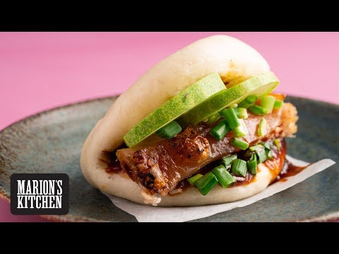 How To Make Pork Bao Buns - Marion's Kitchen