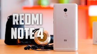 Xiaomi Redmi Note 4, review en español