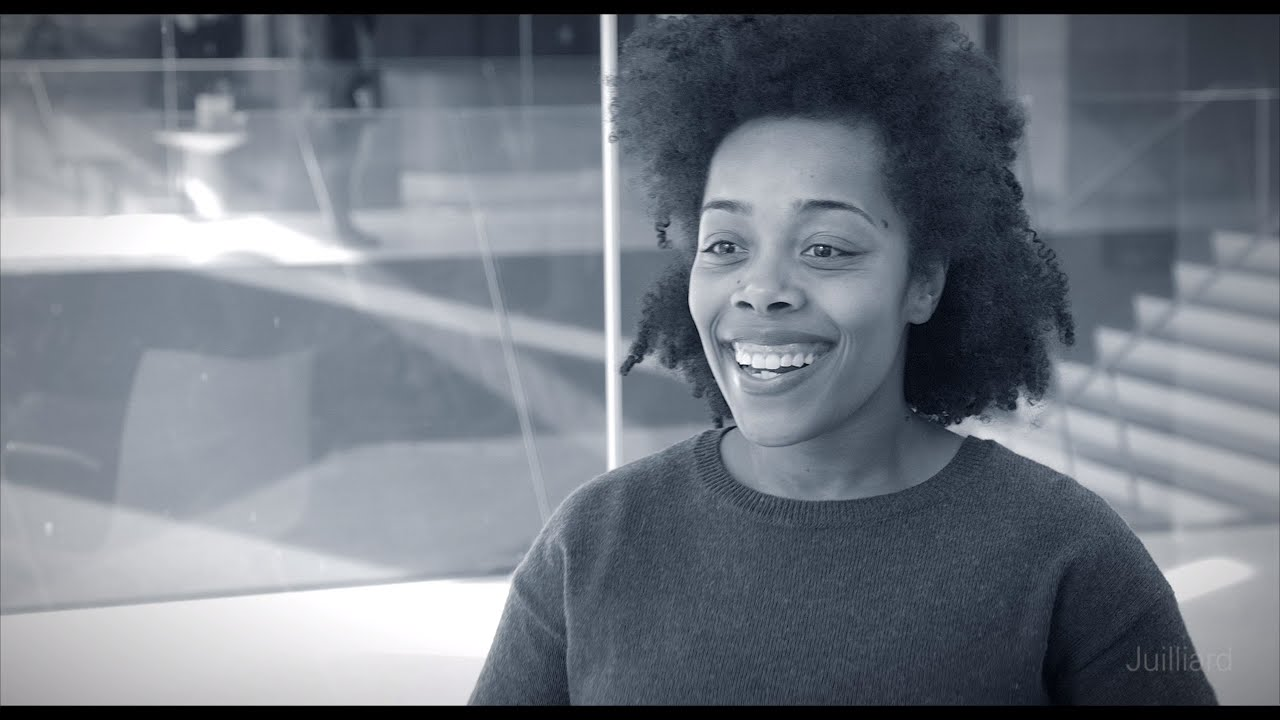 Brittany Bradford on Community Engagement | Juilliard Snapshot