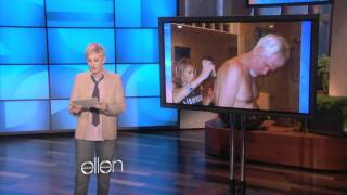 The Ellen DeGeneres Show: Ellen Checks Your Facebook Page thumbnail