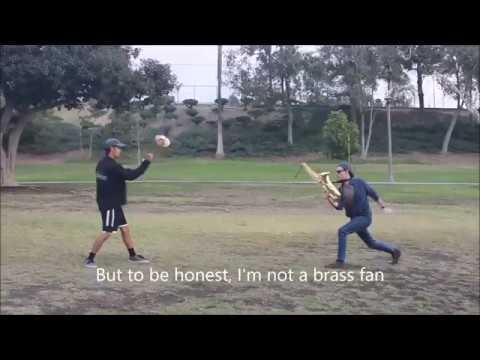 Woodwinds versus Brass.