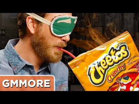 Chip Bag Air Taste Test