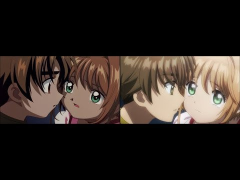 Cardcaptor Sakura: Clear Card - Grade Six Play: 'Beautiful Romance' (Side-by-side Comparison)