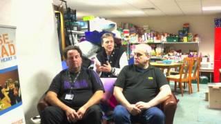 Vlog 62!! House of Bread Christian Charity Newsletter