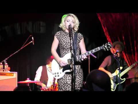 Samantha Fish 20170725 The Cutting Room New York, NY Chills & Fever