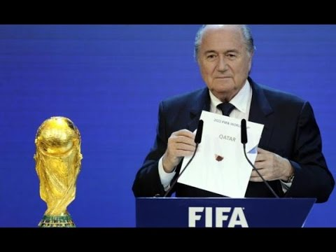 Fifa: Sepp Blatter says pressure behind Qatar & World Cup votes