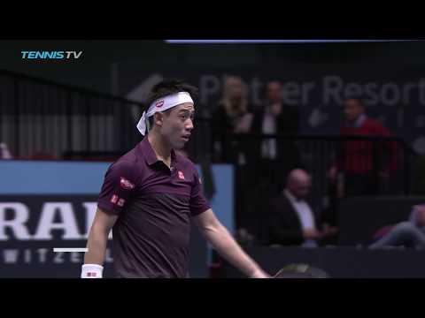 Thiem, Isner & Nishikori Earn Huge Wins | Vienna 2018 Highlights Day 2
